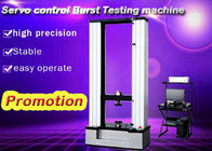 Servo Control Burst Test Machine , 30KN Platform Tensile Testing Machine