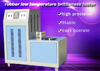 Durable Rubber Testing Instruments / Equipments For Low Temperature Brittleness