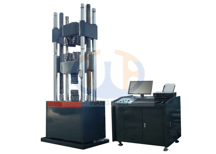 Over Load Protecting Hydraulic Universal Testing Machine WAW - 2000KN Computer Control