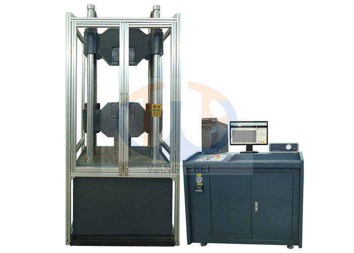 WAW - 600KN Hydraulic Compression Testing Machine , Buckling Test Machine