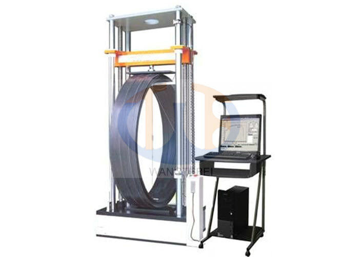Large Space 2.5m Ring Stiffness Testing Machine WDW - 200R / 300R With Data Acquisition
