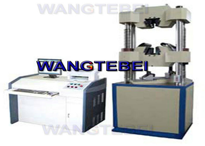 Speed Ajustable Hydraulic Spring Stiffness Testing Machine Programmable Control Mode