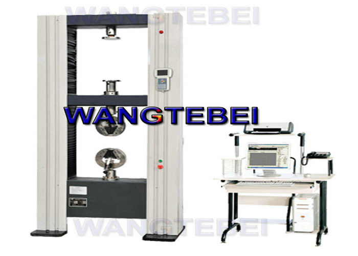 Ultimate Tensile Testing Machine , Apparatus Portable Tensile Testing Machine