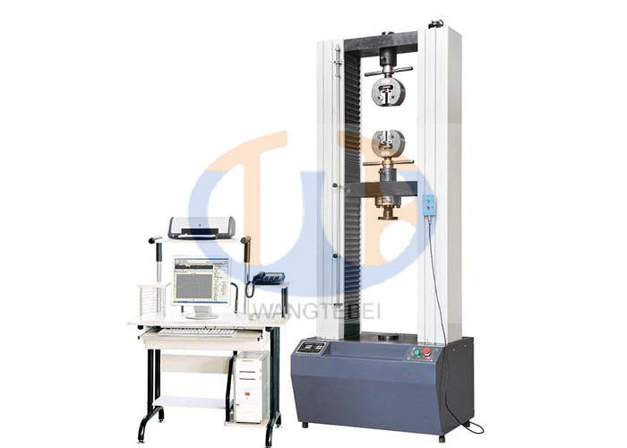 1KN 2KN 5KN Computerized Electronic Tensile Testing Machine Temperature Adaptable