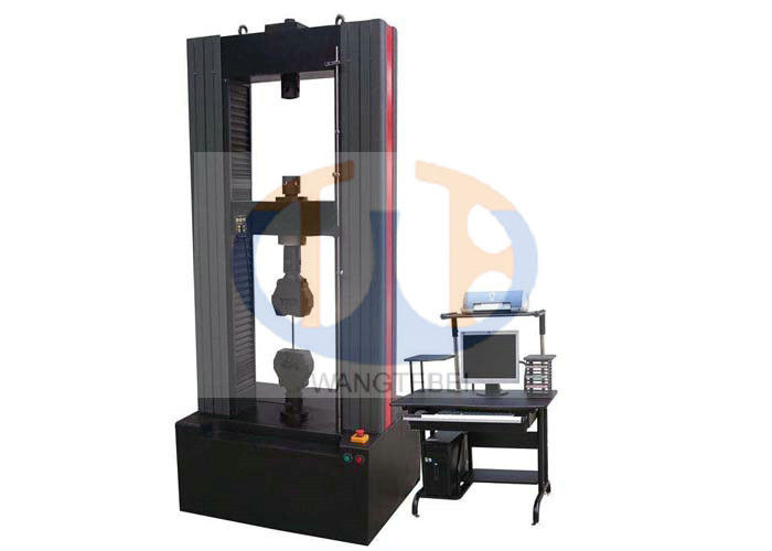 Brick And Aluminium Electronic Tensile Testing Machine Different Speed Setting