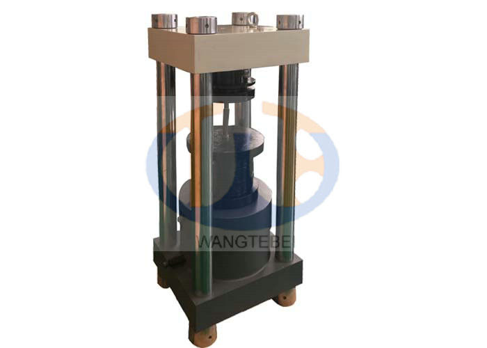 Quality Control Material Strength Testing Machine With Concrete Cylinder Break