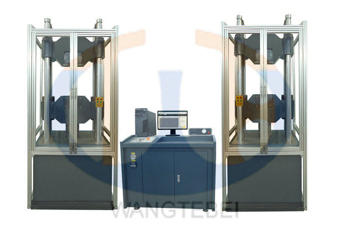 Mechanical Hydraulic Tensile Testing Machine Windows Based Interface