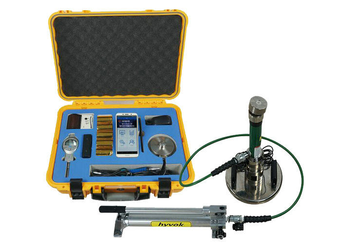 Intelligent Automatic Non Destructive Testing Equipment K30 Flat Load Tester