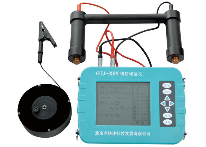 Steel Corrosion Meter Ndt Inspection Equipment With 1MV Test Accuracy