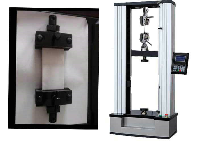 20KN Door Type Non - Metal Tensile Strength Testing Machine With Full Automatic Control