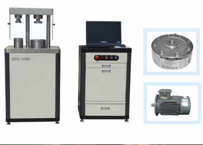 Servo Compression And Flexural Testing Machines Computer Control For Cement