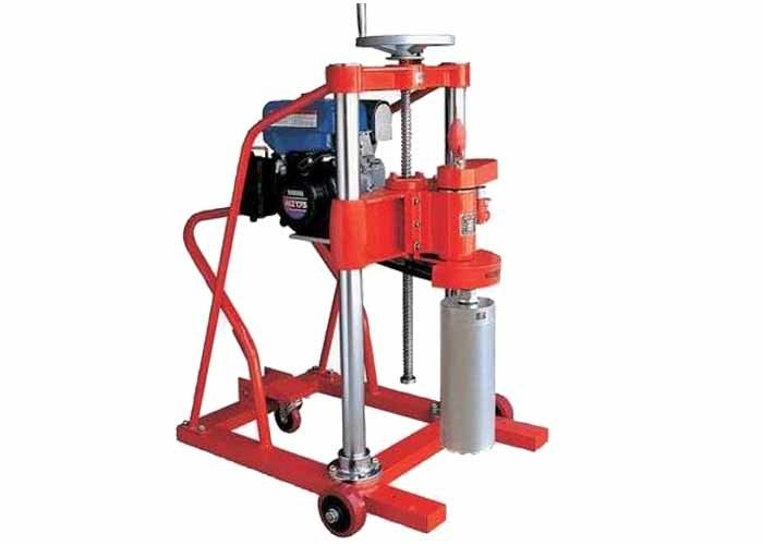 3 Horse Power Concrete Core Drilling Machine With Fast Spindle Speed
